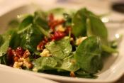 Spinach With Shallots