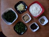 Spinach And Yogurt Salad