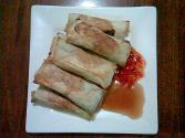 Spring Roll Filling
