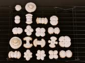 Basic Spritz Cookies