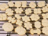 Spiced Spritz Cookies