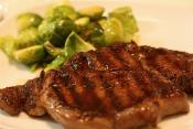 Steak Brussels