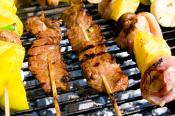 Mexican Steak Kebabs
