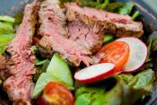 Steak & Vegetable Salad