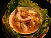 Steamed Fish With Subgum Ginger
