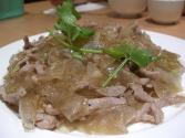 Steamed Pork With Salt Cabbage
