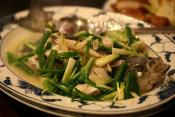 Steamed Sea Bass With Fermented Black Beans