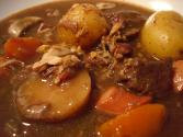 Pearly Veal And Onion Stew