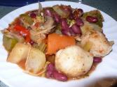 Stew With Dumplings