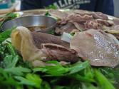 Red Stewed Beef Tongue
