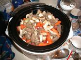 Stewed Beef With Carrots