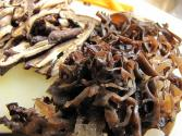 Stir Fried Bamboo Shoots And Mushrooms