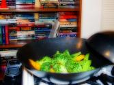 Stir Fried Broccoli And Carrots