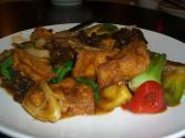 Stir Fried Fish With Vegetables