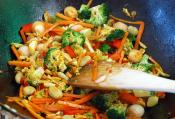 Easy And Quick Stir Fried Vegetables