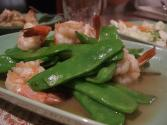 Stir Fry Prawns