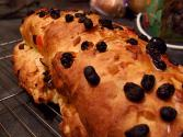 Cottage Cheese Stollen