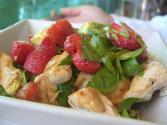 Creamy Strawberry Dressing