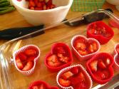 Easy Strawberry Mold