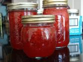 Easy Strawberry Preserves