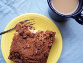Cranberry Apple Streusel Coffee Cake