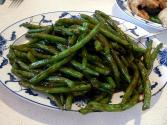 Marinated String Beans