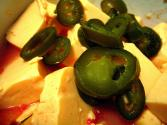 Stuffed Hot Jalapeno Peppers
