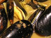 Nuts & Currants Stuffed Mussels