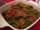 Cajun Style Green Beans