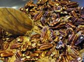 Sugar-and-honey Pecans