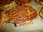 Sunflower Carrot Patties