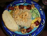 Supper Shrimp And Rice