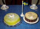 Swedish Wedding Cakes