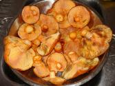Sweet Potatoes Baked In Oranges