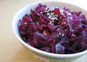 Sweet-sour Cabbage Medley