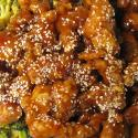Sweet And Sour Sesame Chicken
