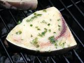 Swordfish Steak With Rosemary
