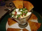 Tabbouleh With Pita Chips