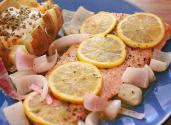 Tangy Baked Fish Fillets