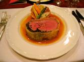 Tenderloin Beef Wellington