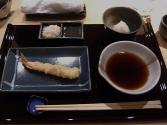 Tempura With Tentsuyu Sauce
