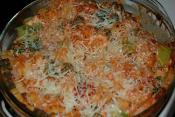 Tomato And Broccoli Casserole