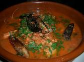 Quick Tomato-fish Stew
