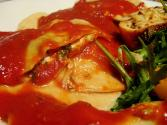 Tomato Ricotta And Spinach Sauce