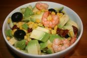 Tomato Shrimp Salad