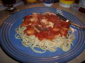 Tomato And Spaghetti Salad