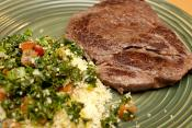 Marinated Top Sirloin Steak