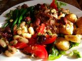 Tuna Fish & Bean Salad