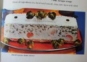 Cranberry Tuna Salad Mould