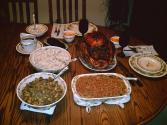 Turkey With Oyster Stuffing